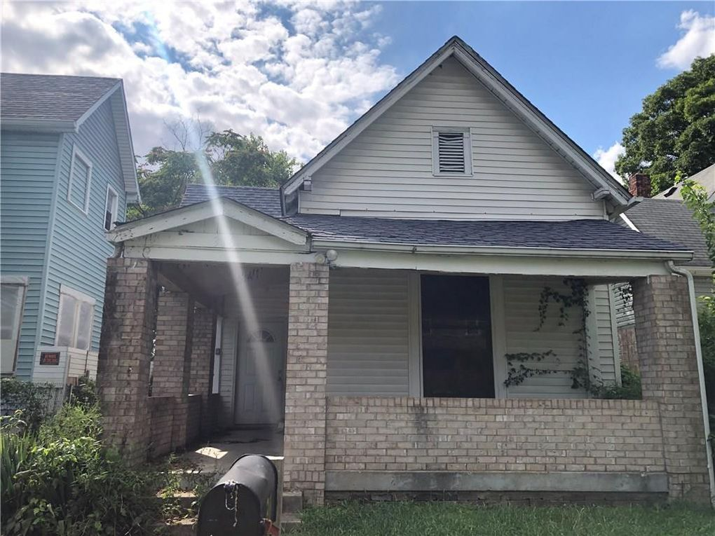 316 N Temple Ave Indianapolis, IN 46201