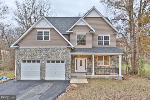 15607 Thoroughfare Rd Gainesville Va 20175 Single Family Home