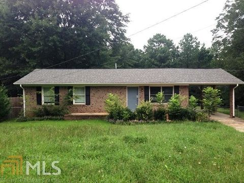 413 Chappell Mill Rd, Griffin, GA 30224