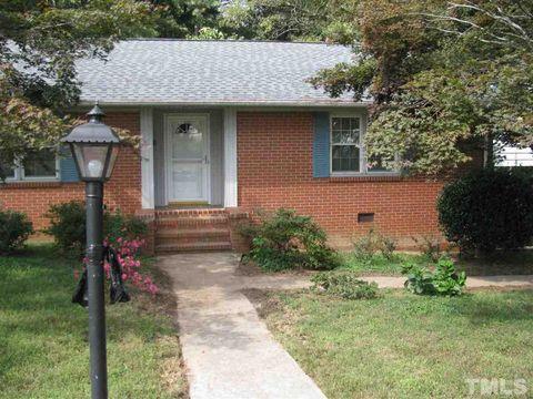 Photo of 203 Hawkins St, Warrenton, NC 27589