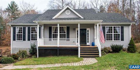 34 Oak Terrace Dr, Ruckersville, VA 22968