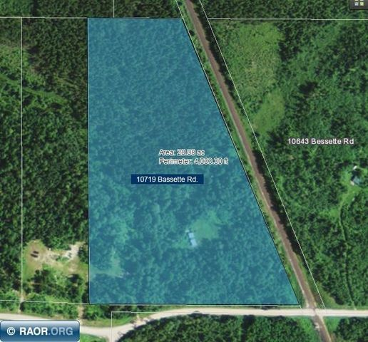 10719 bessette rd orr mn 55771 land for sale and real estate listing