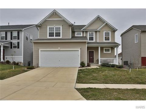 407 Sorano Way, Saint Peters, MO 63376