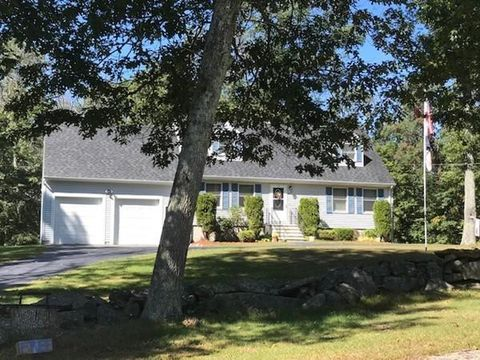 Photo of 163 Chestnut Hill Rd, Millville, MA 01529
