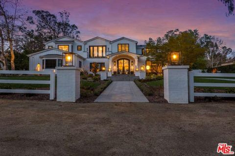 24705 Long Valley Rd, Hidden Hills, CA 91302