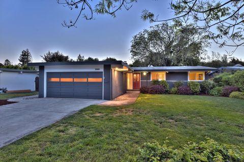 3808 Corina Way, Palo Alto, CA 94303