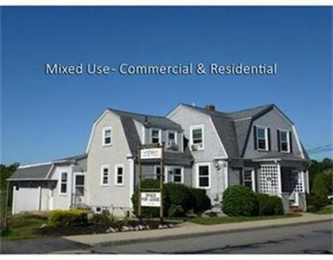 556 Old Ctr Unit 3, Middleboro, MA 02346