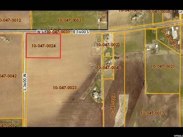 Wellsville Utah Map.3850 W 6800 S Wellsville Ut 84339 Land For Sale And Real Estate