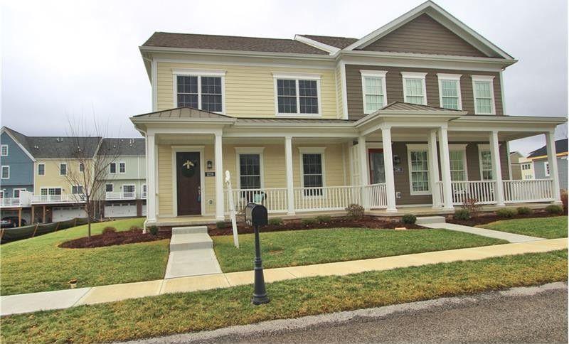 Newbury Homes Bridgeville Pa