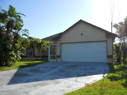 2001 Sw Imperial St, Port Saint Lucie, FL 34987
