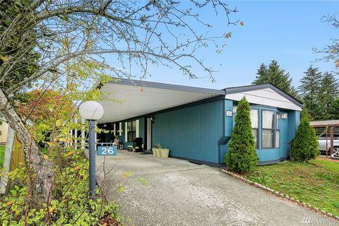 Fairwood Wa Mobile Manufactured Homes For Sale Realtorcom