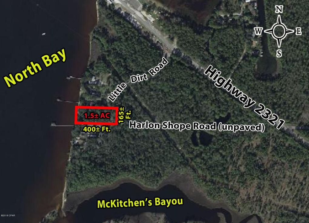 Harlan Shope Rd Panama City FL Land For Sale and Real