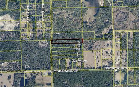 Nw Gar Pond Ct, White Springs, FL 32055