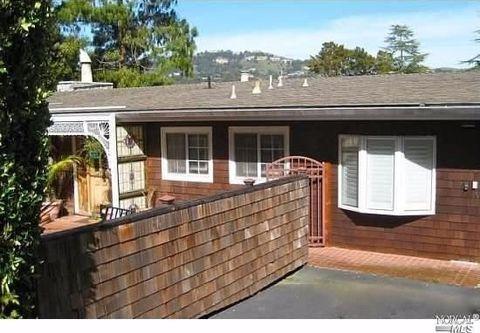 16 Golden Gate Ave, Belvedere, CA 94920