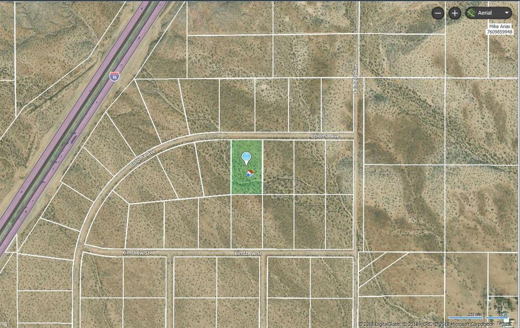 Coloma Ave Lot 12, Apple Valley, CA 92307