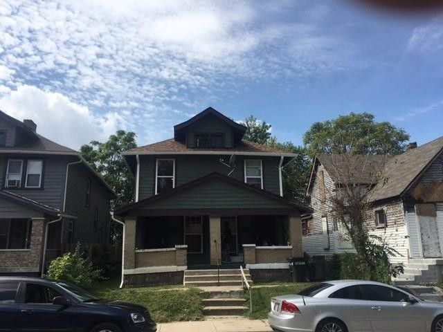 318-20 N Forest Ave Indianapolis, IN 46201