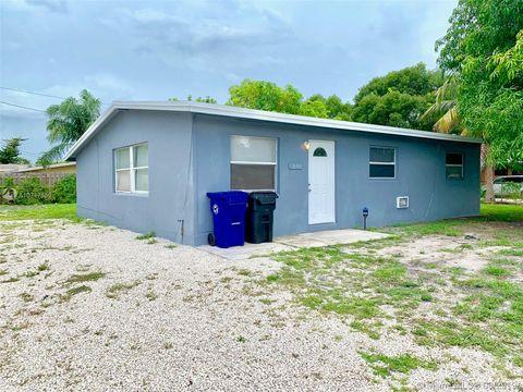 1843 Lauderdale Manor Dr, Fort Lauderdale, FL 33311