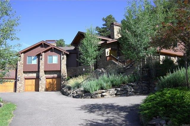 127 granite way evergreen co 80439 home for sale
