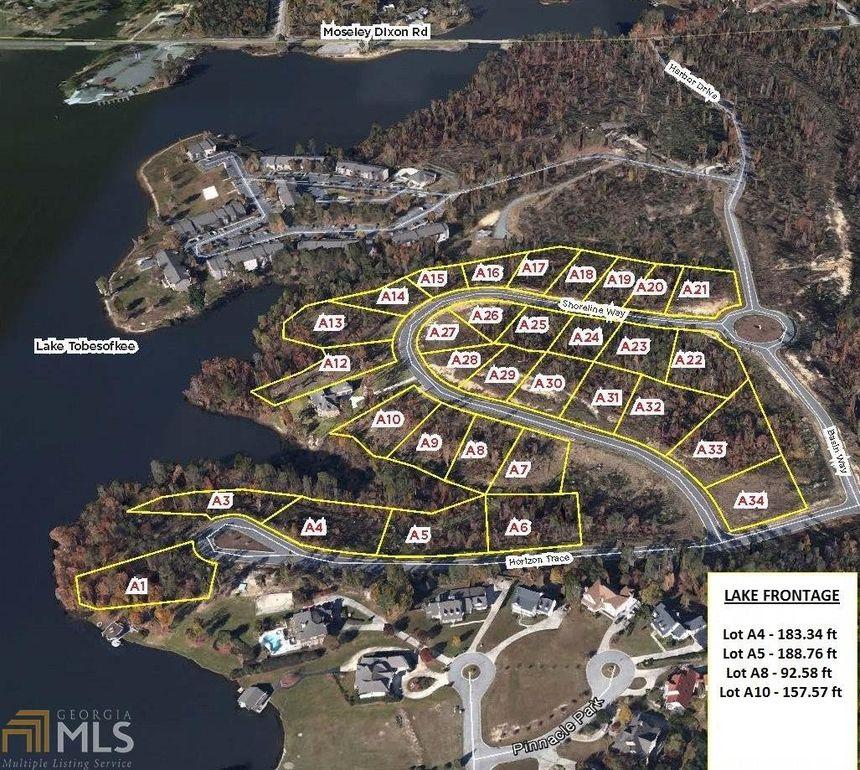 253 shoreline way macon ga 31220 land for sale and for Lake tobesofkee fishing