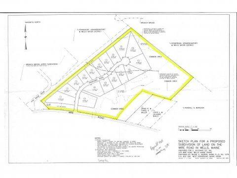 Wire Rd Lot 2, Wells, ME 04090