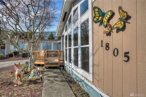Tacoma Wa Mobile Manufactured Homes For Sale Realtorcom