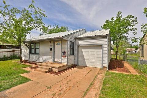 Photo of 1410 Shelton St, Abilene, TX 79603