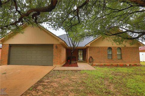 Photo of 3141 Beacon Hill Rd, Abilene, TX 79601