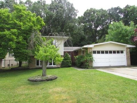 foreclosures foreclosed homes for sale in woodhaven mi