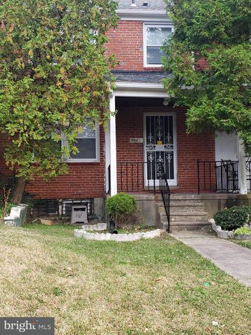 Photo of 4531 Marble Hall Rd, Baltimore, MD 21239