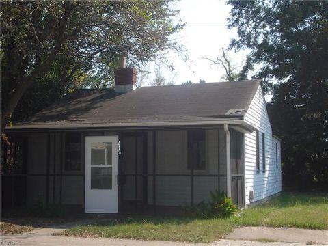 Photo of 618 35th St, Newport News, VA 23607
