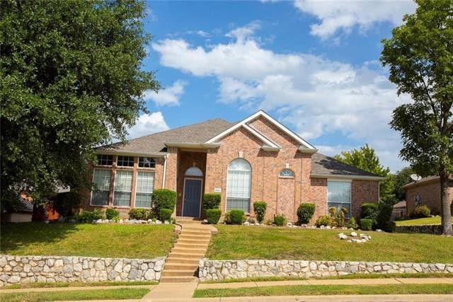 1813 Orchard Grove Dr Rowlett, TX 75088