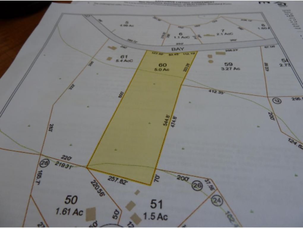 0 Old Bay Rd, New Durham, NH 03855 - Land For Sale and Real Estate Durham Nh Map on