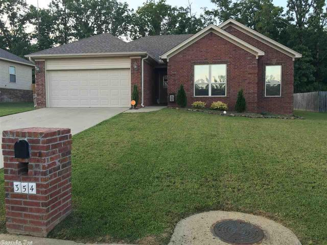 354 austin creek dr austin ar 72007 home for sale and real estate listing