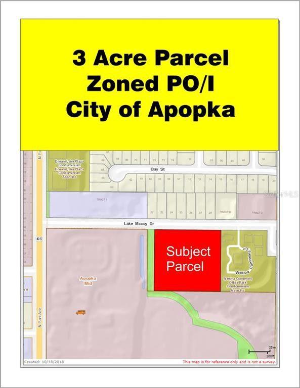 Apopka Florida Map.230 Lake Mc Coy Apopka Fl 32712 Land For Sale And Real Estate
