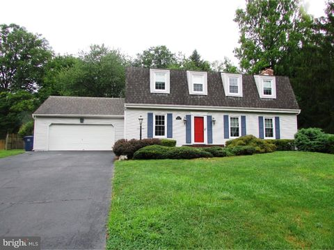 20 Woodlane Rd Lawrenceville Nj 08648 House For Rent