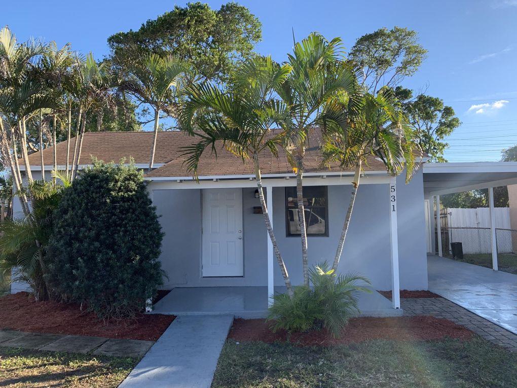 531 W 2nd St, Riviera Beach, FL 33404