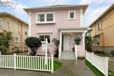 Photo of 849 34th St, Oakland, CA 94608