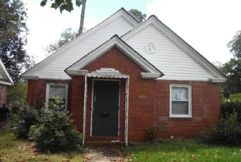 P O Of 402 Ryan St Montgomery Al 36107 Single Family Home