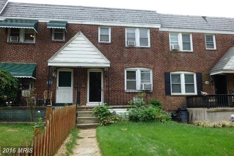 117 W Meadow Rd, Baltimore, MD 21225