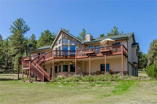 832 conestoga rd bailey co 80421 home for sale real