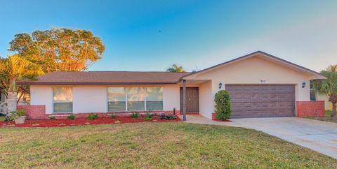 345 Lynn Ave, Satellite Beach, FL 32937
