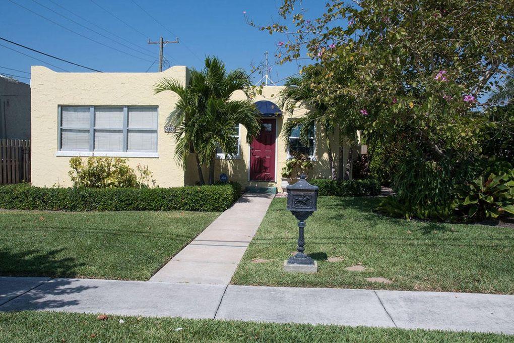 4809 Garden Ave, West Palm Beach, FL 33405