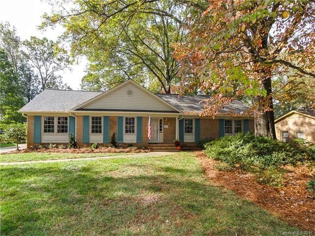 Homes For Sale Montford Charlotte Nc