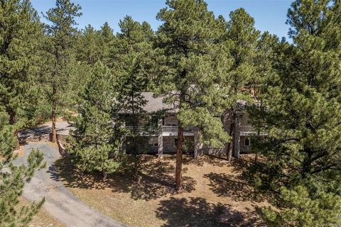4010 Cheyenne Dr, Larkspur, CO 80118