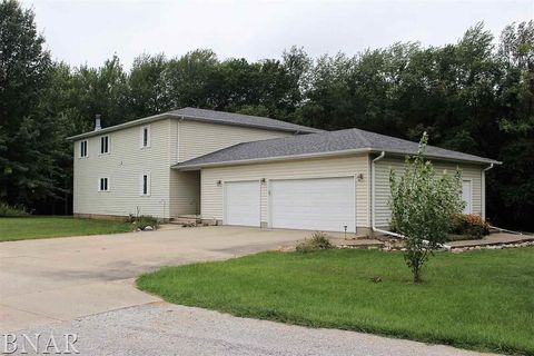 17462 Parnell Rd, DeWitt, IL 61735
