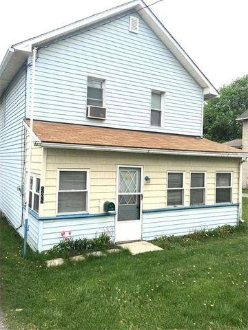 535 First St, Cherryhll Township Clymer, PA 15728