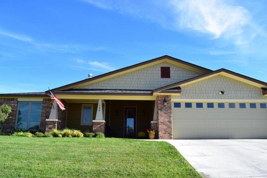 109 lago vista st amarillo tx 79118 for Lago vista home builders