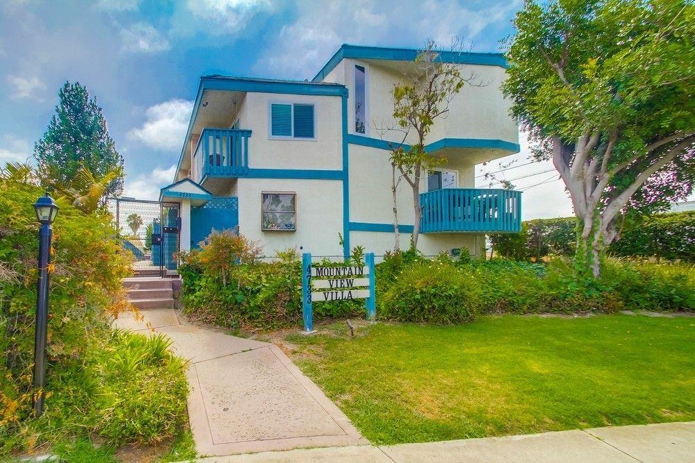 4733 W Mountain View Dr Unit 2, San Diego, CA 92116