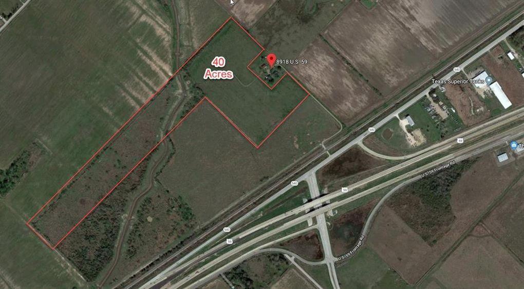 Map Of Texas Highway 59.8918 Highway 59 Beasley Tx 77417 Realtor Com