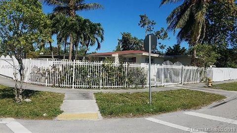 10501 Nw 12th Ave, Miami, FL 33150